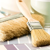 Paint & Paint Supplies
