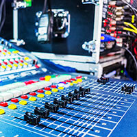 Professional Audio, Video & Lighting