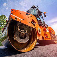 Asphalt & Paving, Road Working Equipment