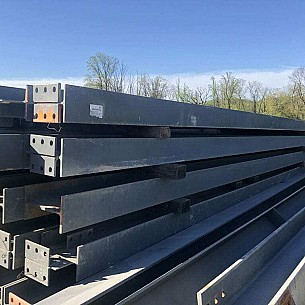 Steel Beam Wide Flange H Beams W14 x 43 # Bridge