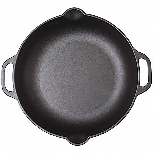 Cast Iron Paella Frying Pan