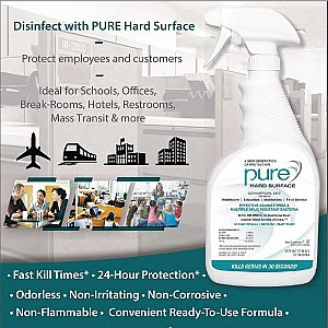 Pure Hard Surface Disinfectant