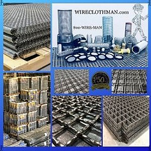Wire Mesh (welded or woven)