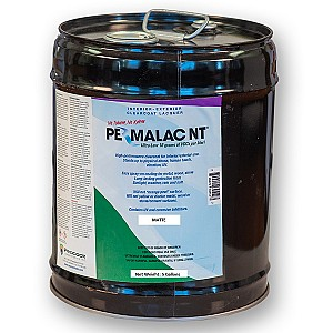 Permalac NT DTM Clear Coat Matte 5 Gallon